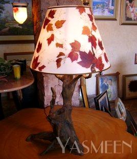 テーブルランプ1
